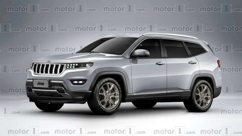 61 All New 2020 Jeep Grand Cherokee Concept Overview for 2020 Jeep Grand Cherokee Concept