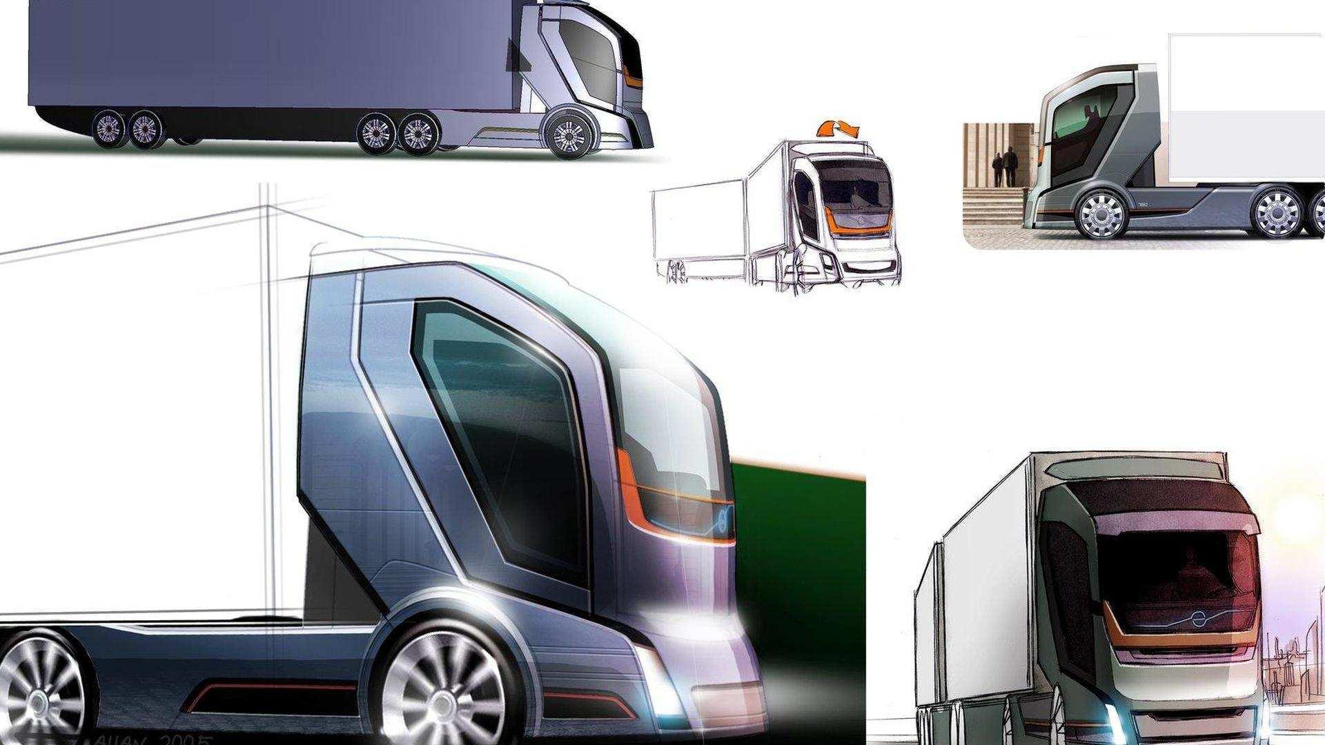 61 All New Volvo Trucks 2020 Style by Volvo Trucks 2020