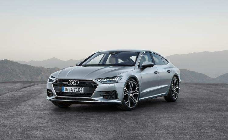 61 Best Review 2019 Audi A7 Debut Interior by 2019 Audi A7 Debut
