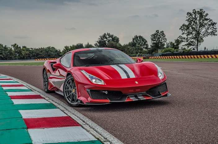 61 Best Review 2019 Ferrari 488 Pista Wallpaper for 2019 Ferrari 488 Pista