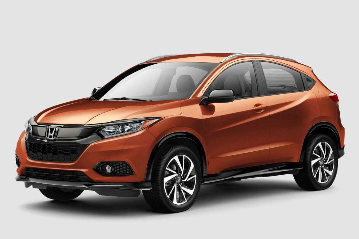 61 Best Review 2019 Honda Hrv Changes First Drive for 2019 Honda Hrv Changes