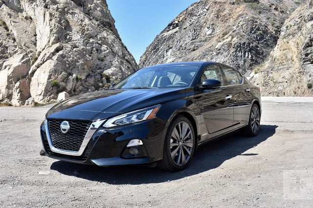 61 Best Review 2019 Nissan Altima News Spesification by 2019 Nissan Altima News