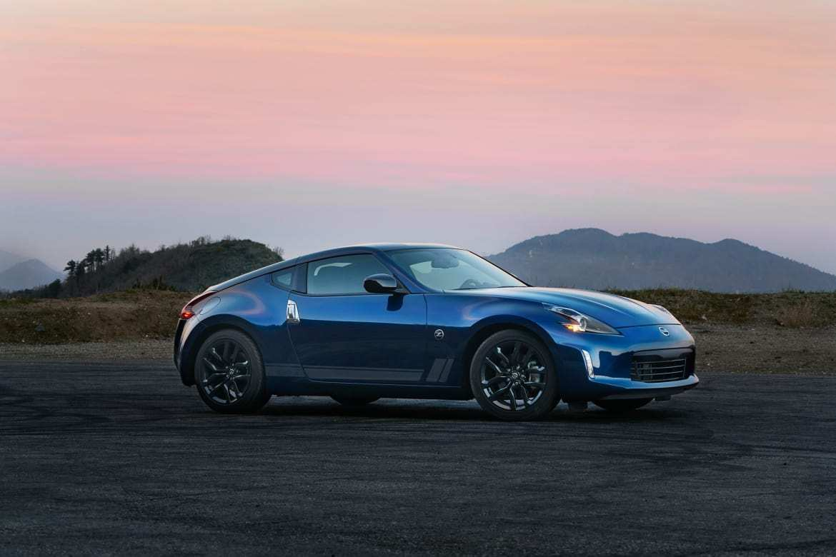 61 Best Review 2019 Nissan Z370 Redesign and Concept for 2019 Nissan Z370