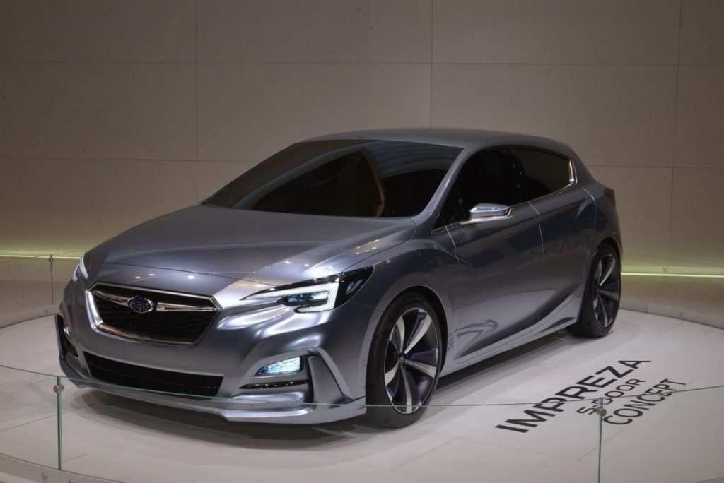 61 Best Review 2019 Subaru Impreza 5 Door Engine with 2019 Subaru Impreza 5 Door