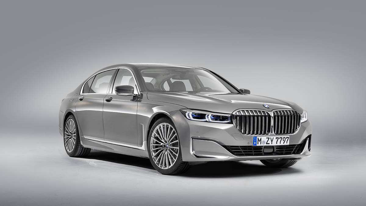 61 Best Review 2020 Bmw 760Li Wallpaper for 2020 Bmw 760Li