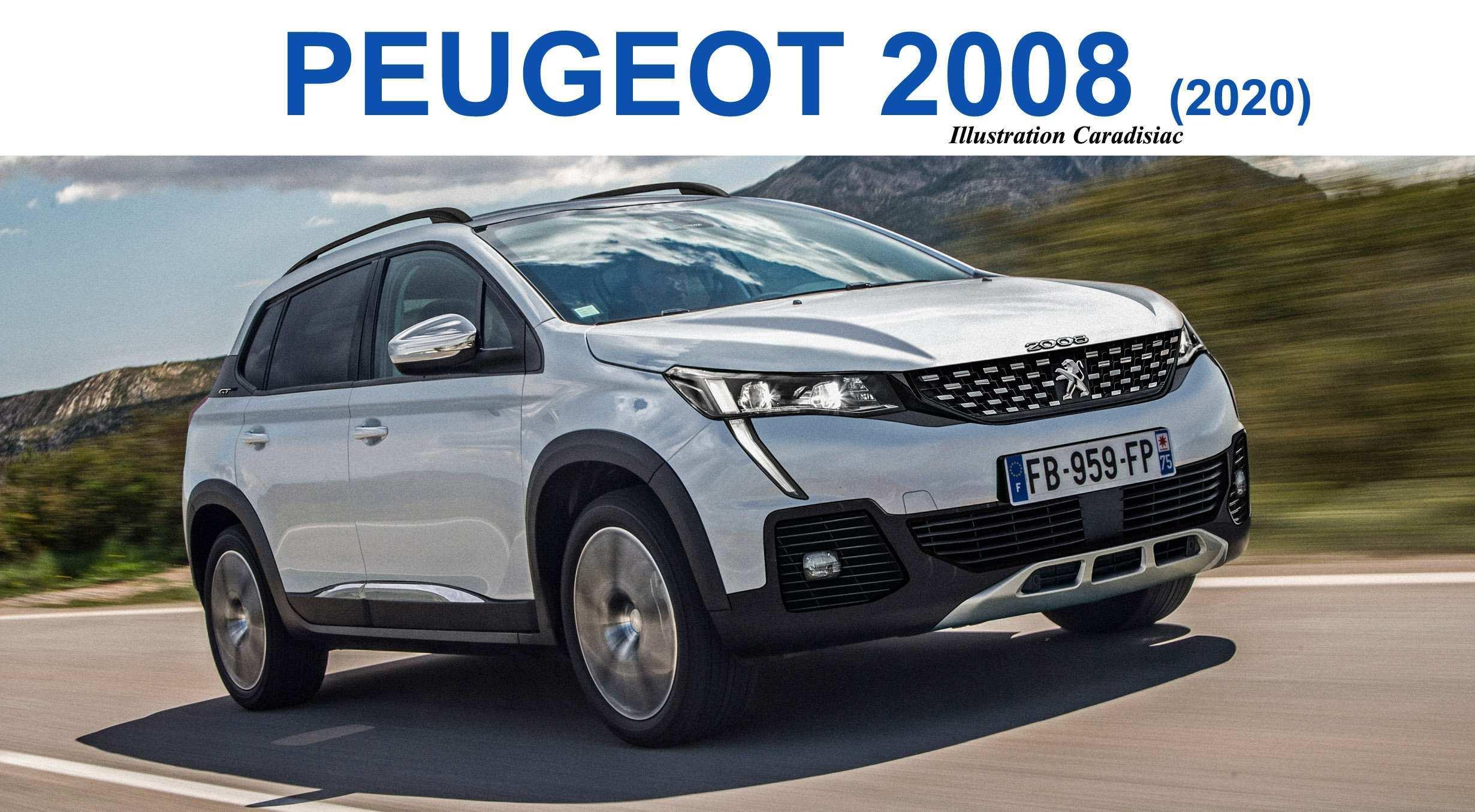 61 Best Review Nouveautes Peugeot 2020 Engine with Nouveautes Peugeot 2020