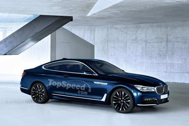 61 Concept of 2019 Bmw 7 Series Coupe Exterior and Interior by 2019 Bmw 7 Series Coupe