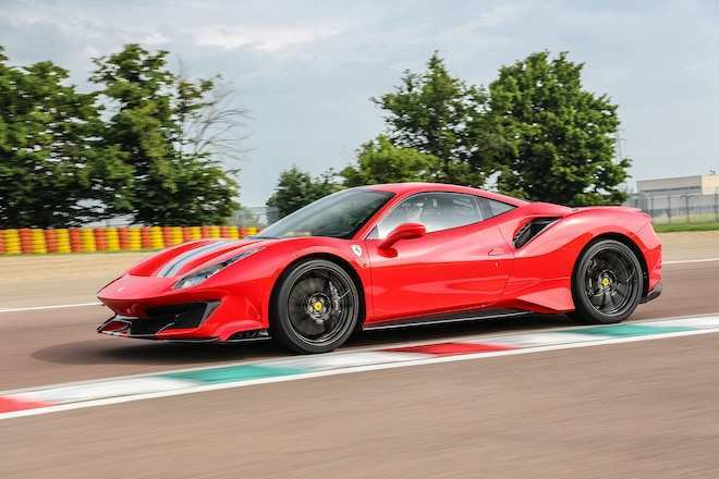61 Concept of 2019 Ferrari 488 Pista 2 Speed Test by 2019 Ferrari 488 Pista 2