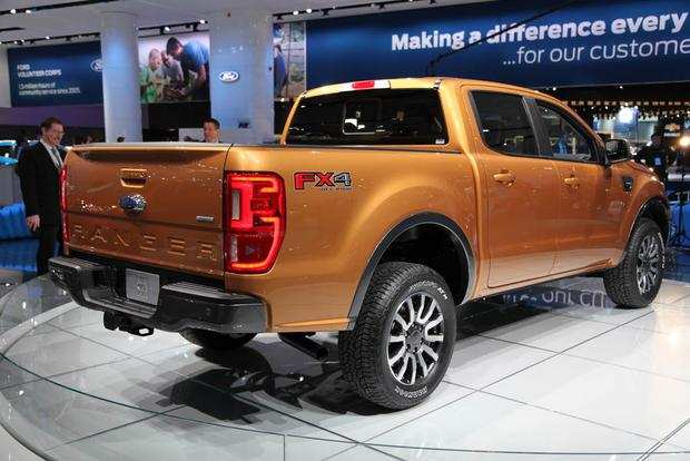 61 Concept of 2019 Ford Ranger Auto Show Price and Review with 2019 Ford Ranger Auto Show