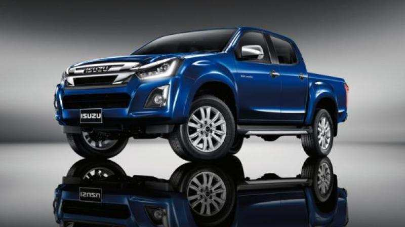 61 Concept of 2019 Isuzu Pickup Truck New Concept with 2019 Isuzu Pickup Truck