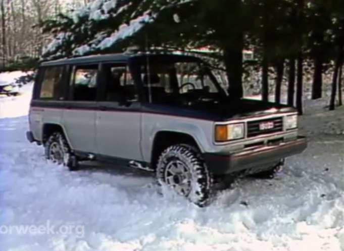 61 Concept of 2019 Isuzu Trooper First Drive for 2019 Isuzu Trooper