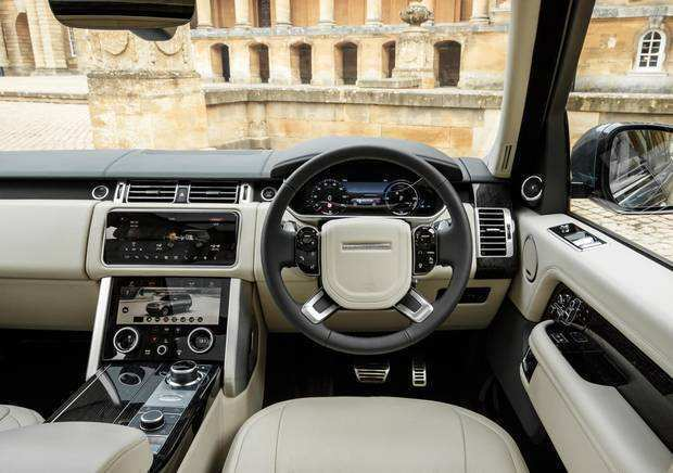 61 Concept of 2019 Land Rover Interior Rumors by 2019 Land Rover Interior