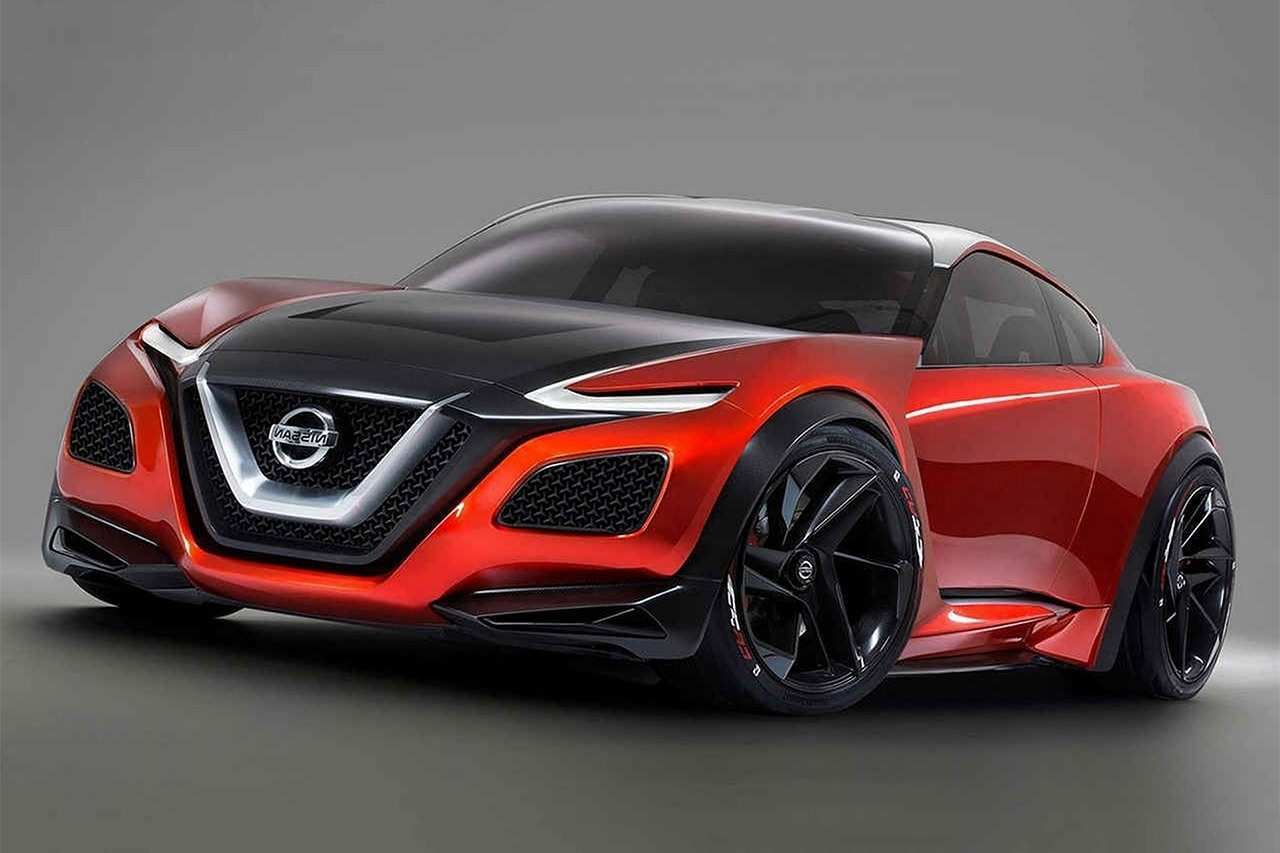 61 Concept of 2019 Nissan Z35 Concept with 2019 Nissan Z35