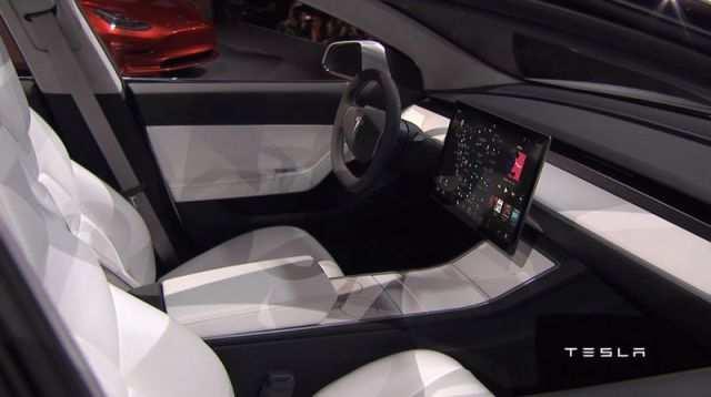 61 Concept of 2019 Tesla Interior History by 2019 Tesla Interior