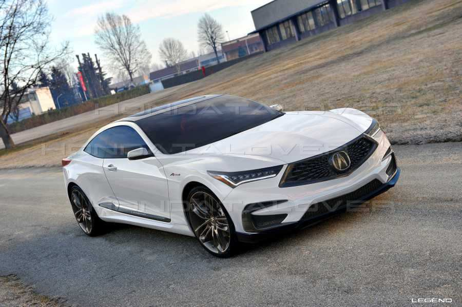 61 Concept of 2020 Acura Legend Release Date by 2020 Acura Legend