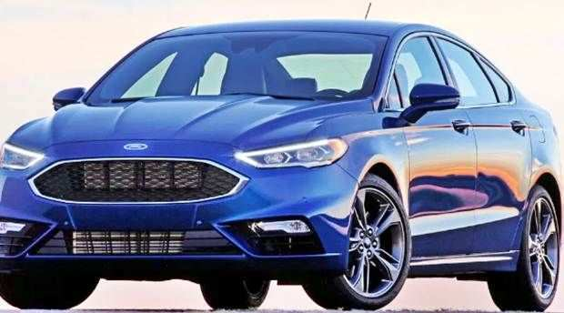 61 Concept of 2020 Ford Fusion Redesign First Drive for 2020 Ford Fusion Redesign