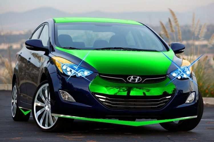 61 Concept of 2020 Hyundai Accent Photos by 2020 Hyundai Accent