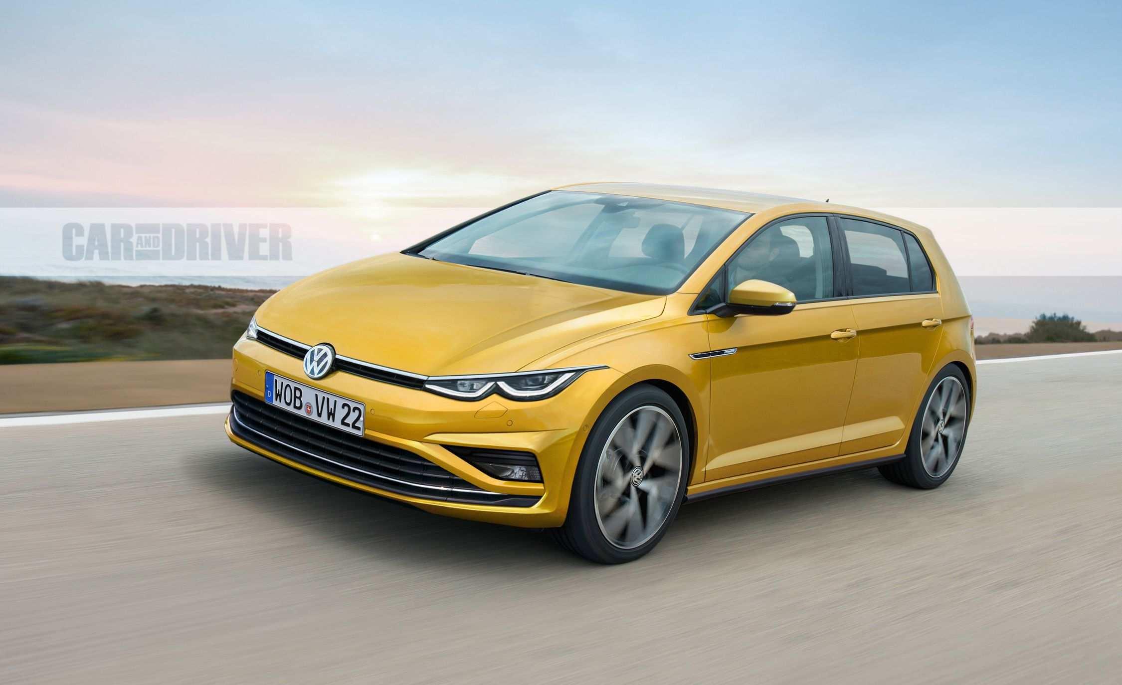 61 Concept of 2020 Volkswagen Gti Exterior for 2020 Volkswagen Gti