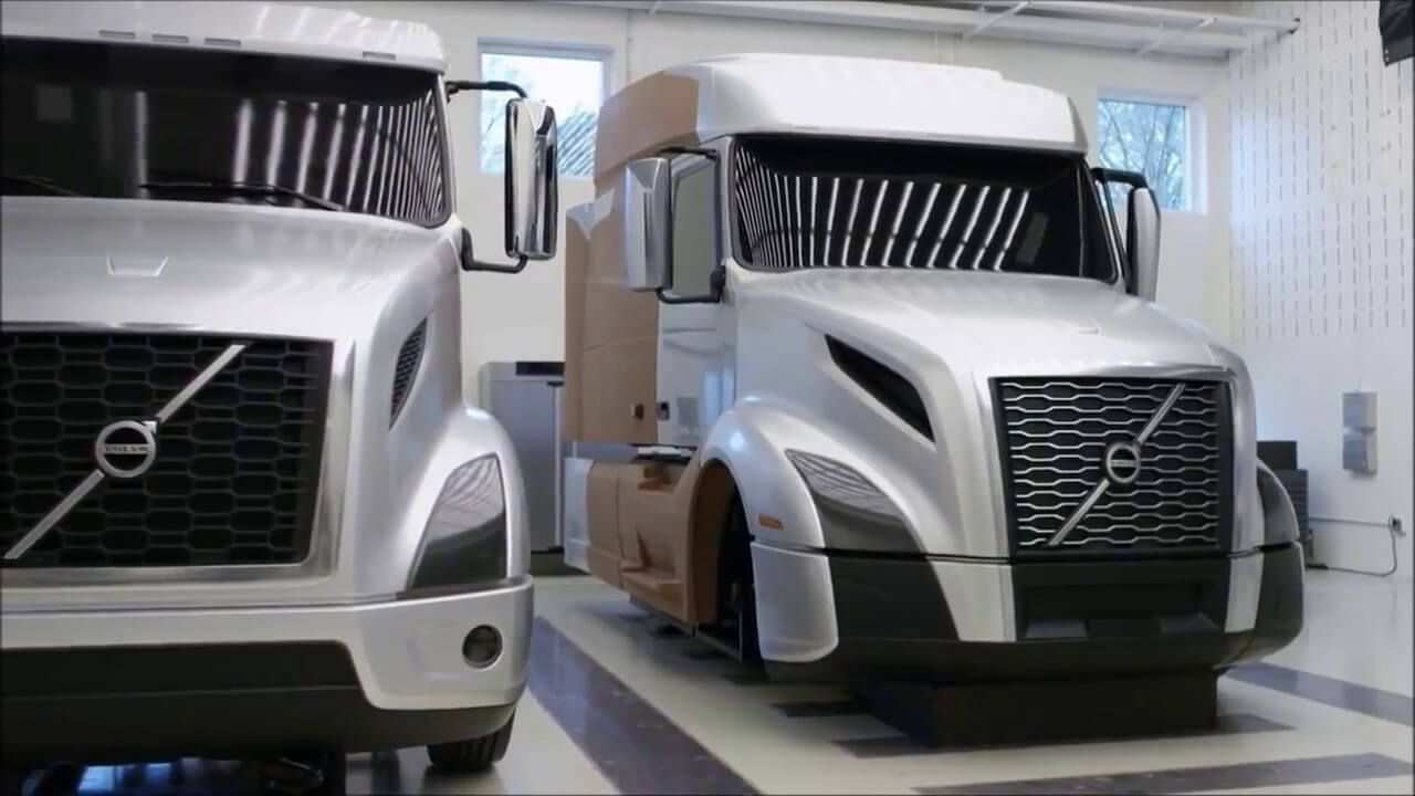 61 Concept of 2020 Volvo Truck Concept for 2020 Volvo Truck