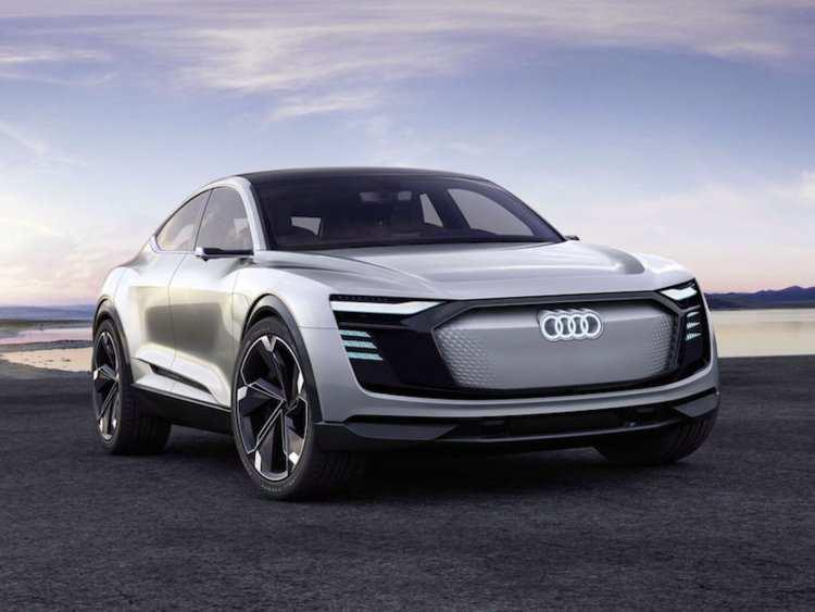61 Concept of Audi E Tron 2020 Performance for Audi E Tron 2020