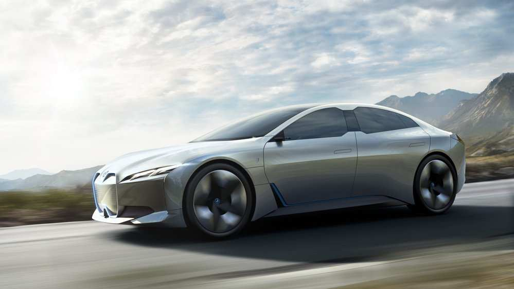 61 Concept of Bmw Elbil 2020 Specs with Bmw Elbil 2020