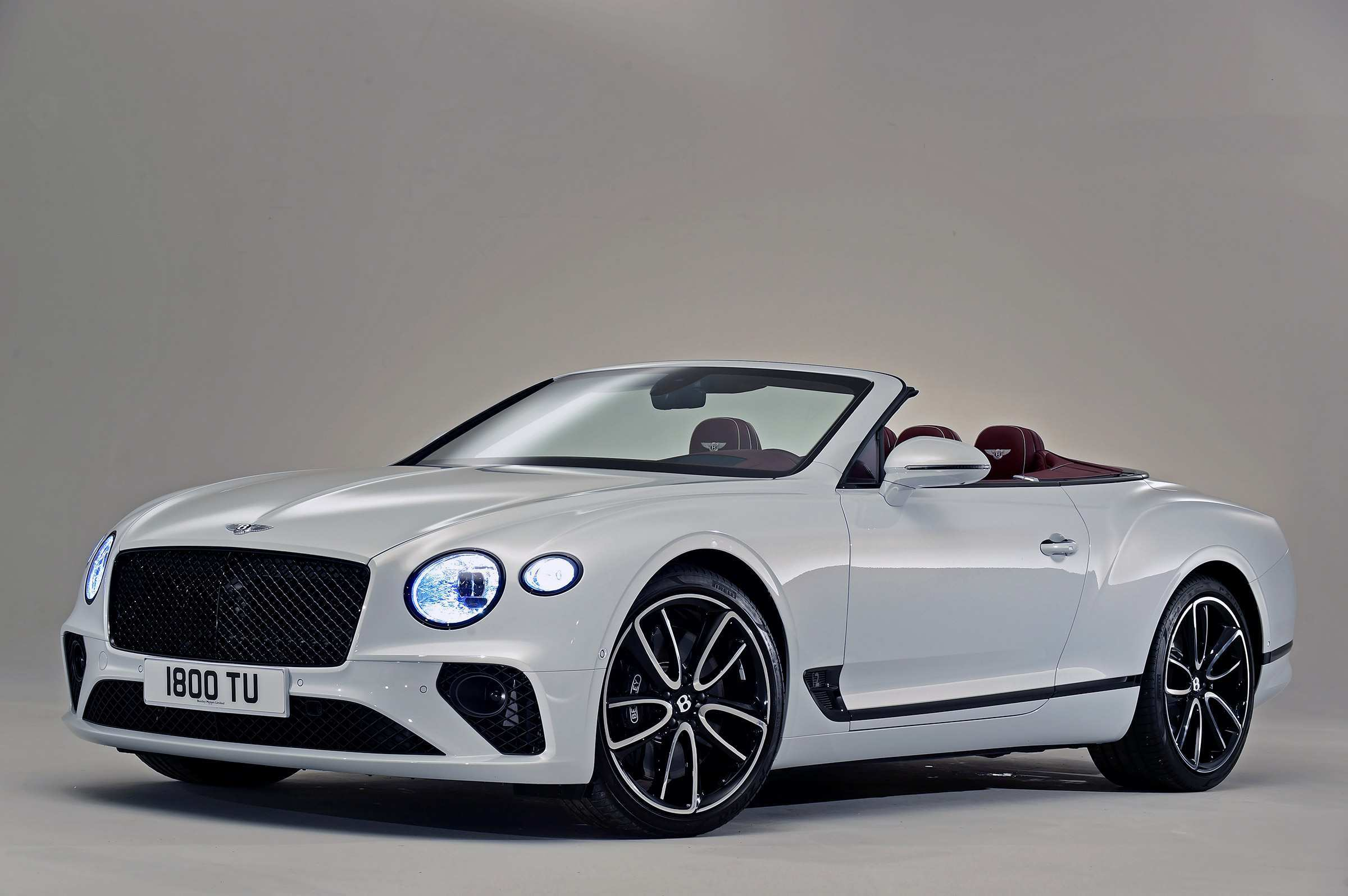 61 Gallery of 2019 Bentley Gt New Review with 2019 Bentley Gt
