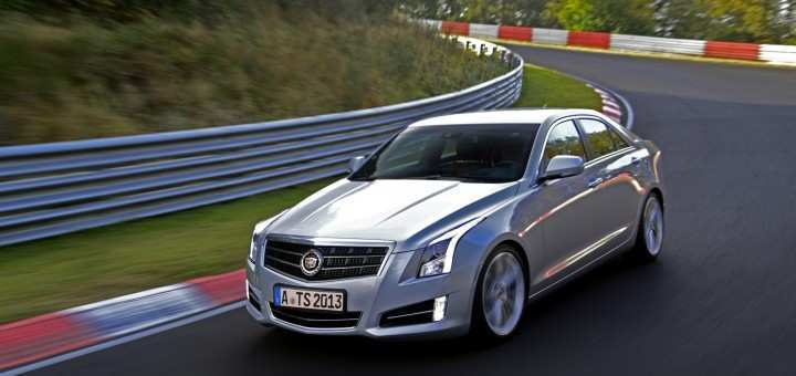61 Gallery of 2019 Cadillac Ats Redesign Price and Review for 2019 Cadillac Ats Redesign