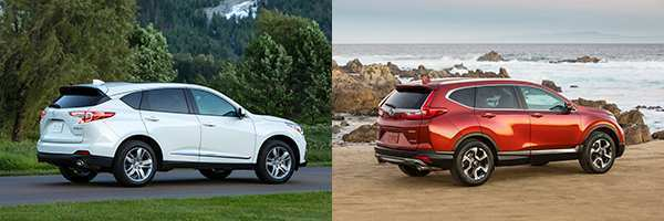 61 Gallery of 2019 Honda Acura Images by 2019 Honda Acura