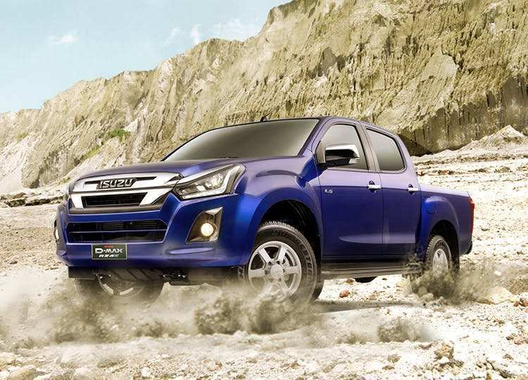 61 Gallery of 2019 Isuzu Ute Performance with 2019 Isuzu Ute