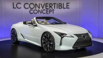 61 Gallery of 2019 Lexus Convertible Ratings with 2019 Lexus Convertible
