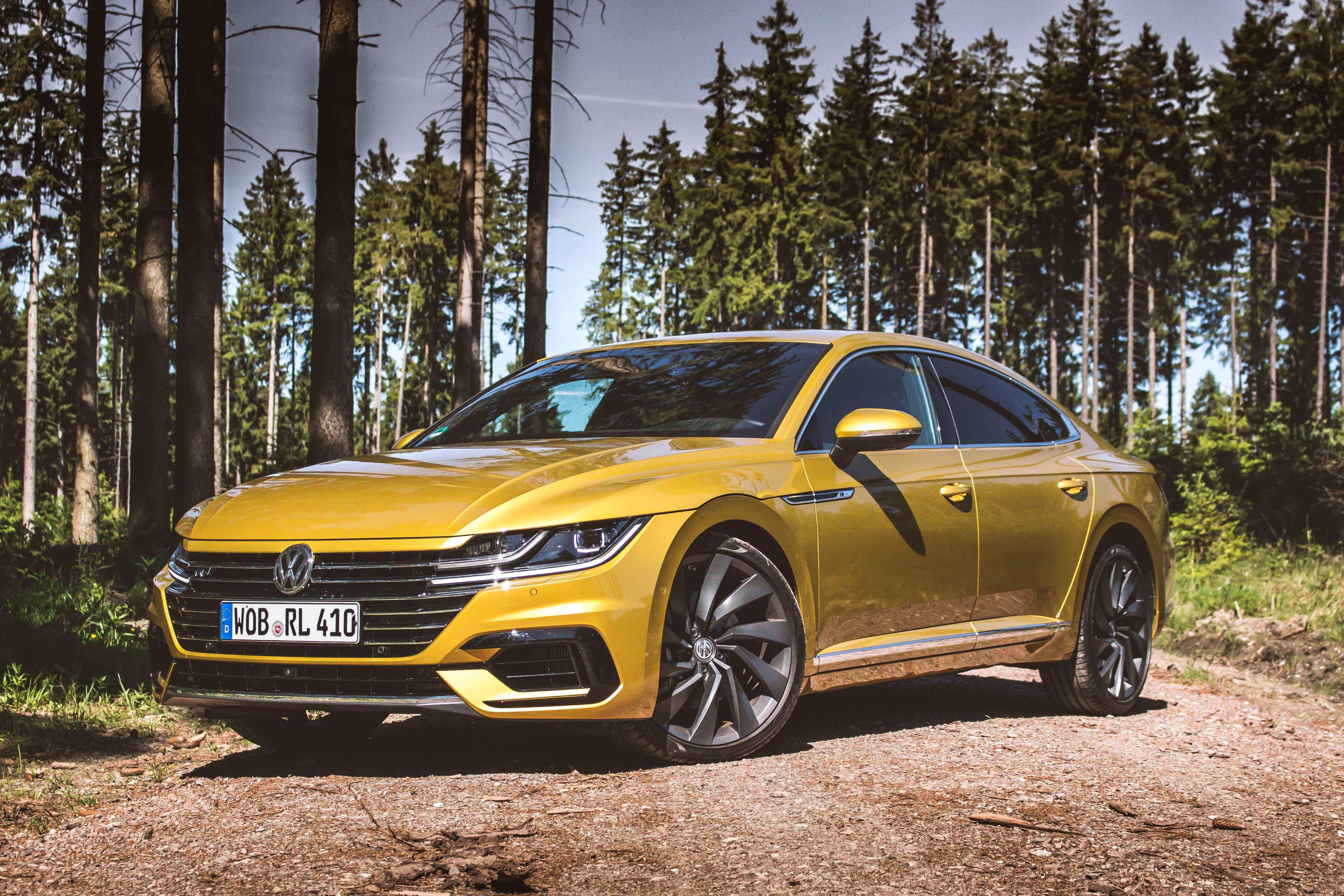 61 Gallery of 2019 Volkswagen Arteon Specs First Drive with 2019 Volkswagen Arteon Specs