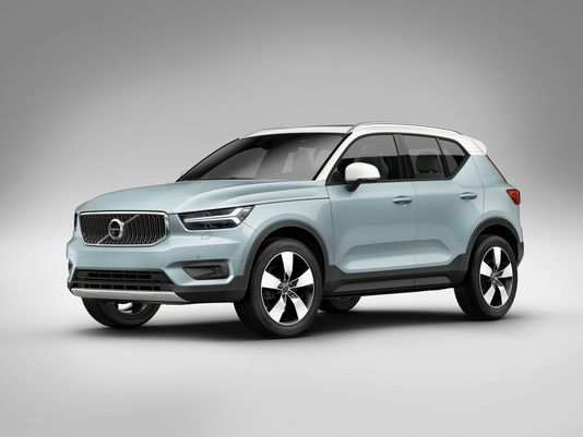 61 Gallery of 2019 Volvo 40 New Concept for 2019 Volvo 40