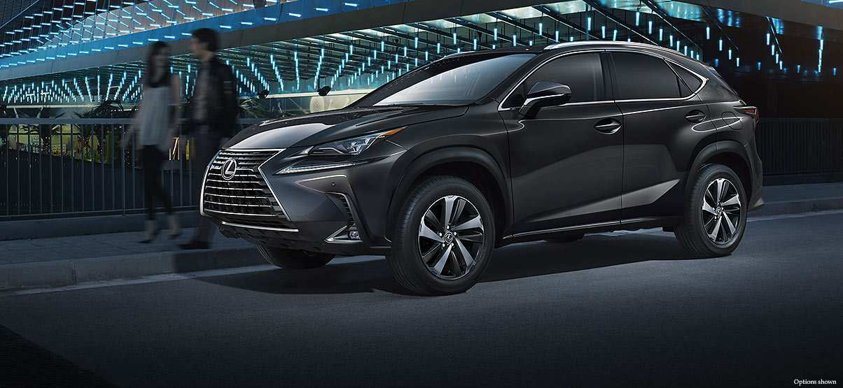 61 Gallery of Nowy Lexus Nx 2019 History for Nowy Lexus Nx 2019