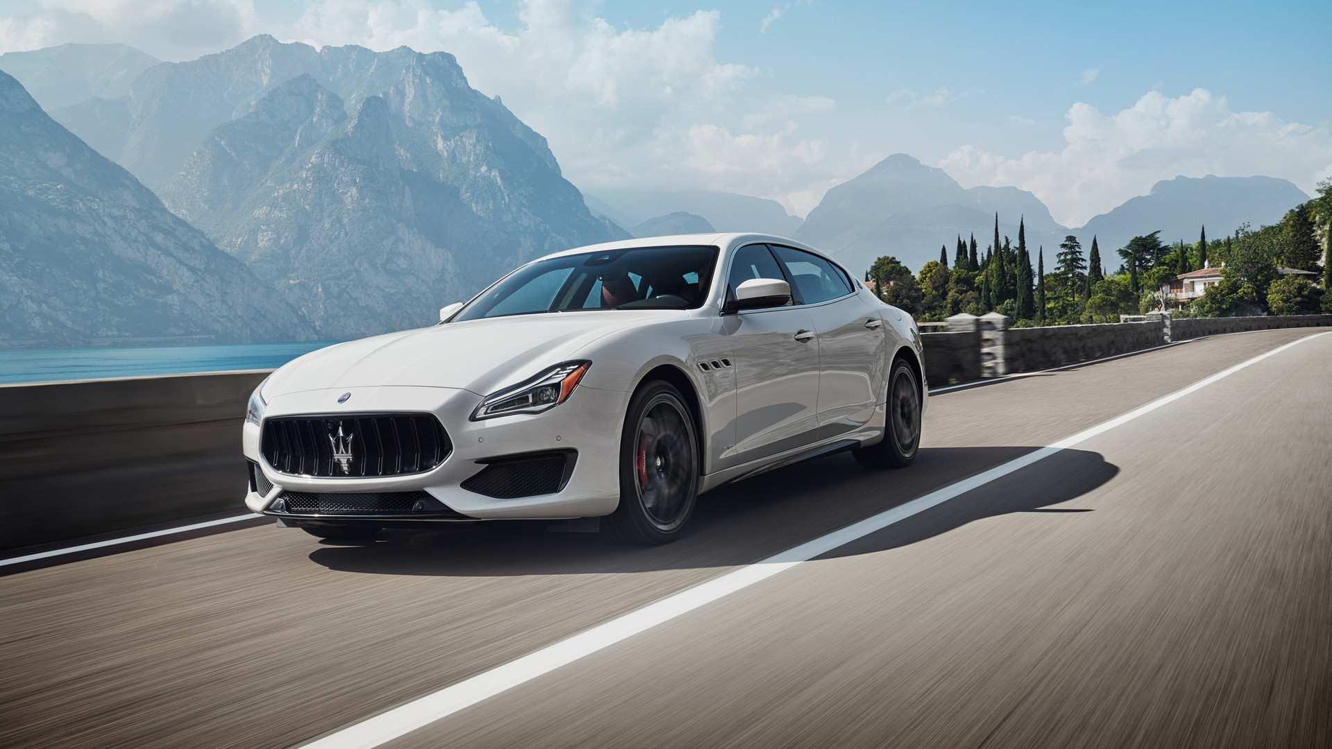 61 Great 2019 Maserati Cost Spy Shoot by 2019 Maserati Cost