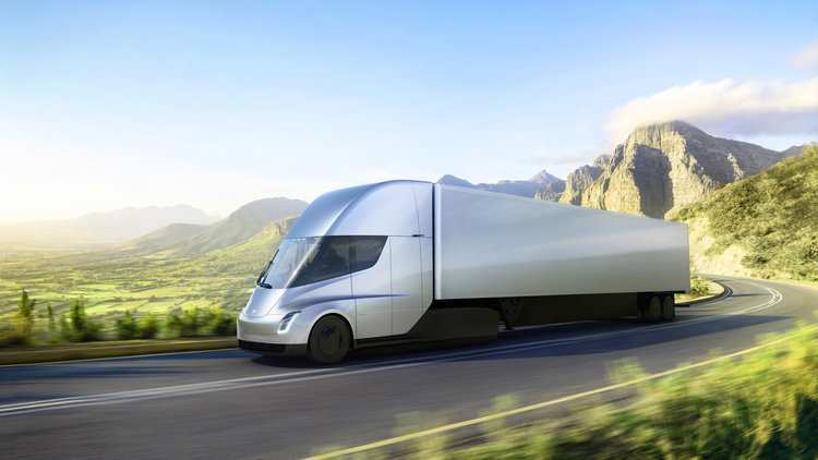 61 Great 2019 Tesla Semi Truck Reviews for 2019 Tesla Semi Truck