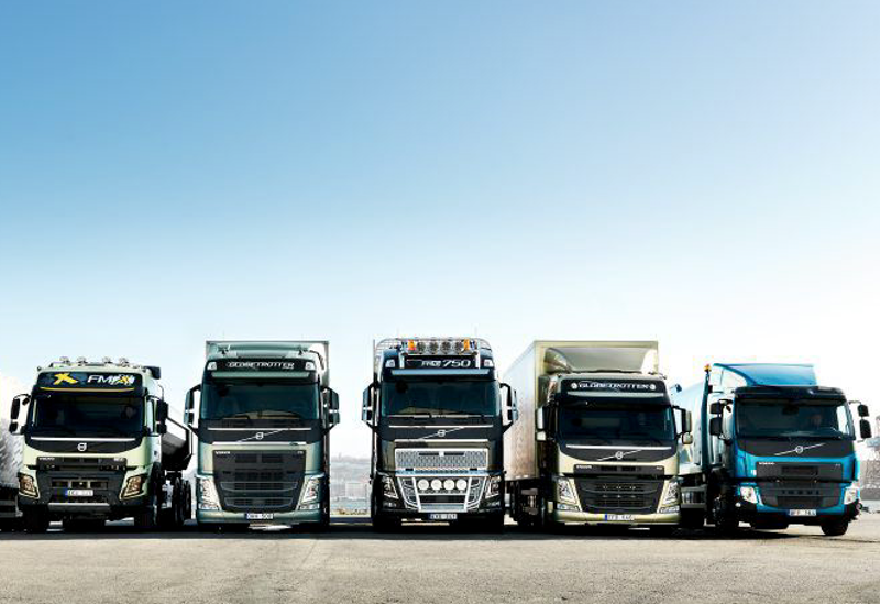 61 Great 2019 Volvo Truck Performance by 2019 Volvo Truck