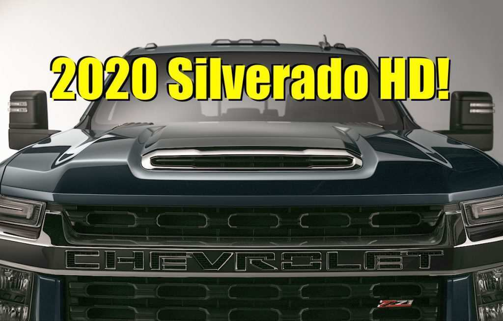 61 Great 2020 Chevrolet 3500Hd Photos for 2020 Chevrolet 3500Hd