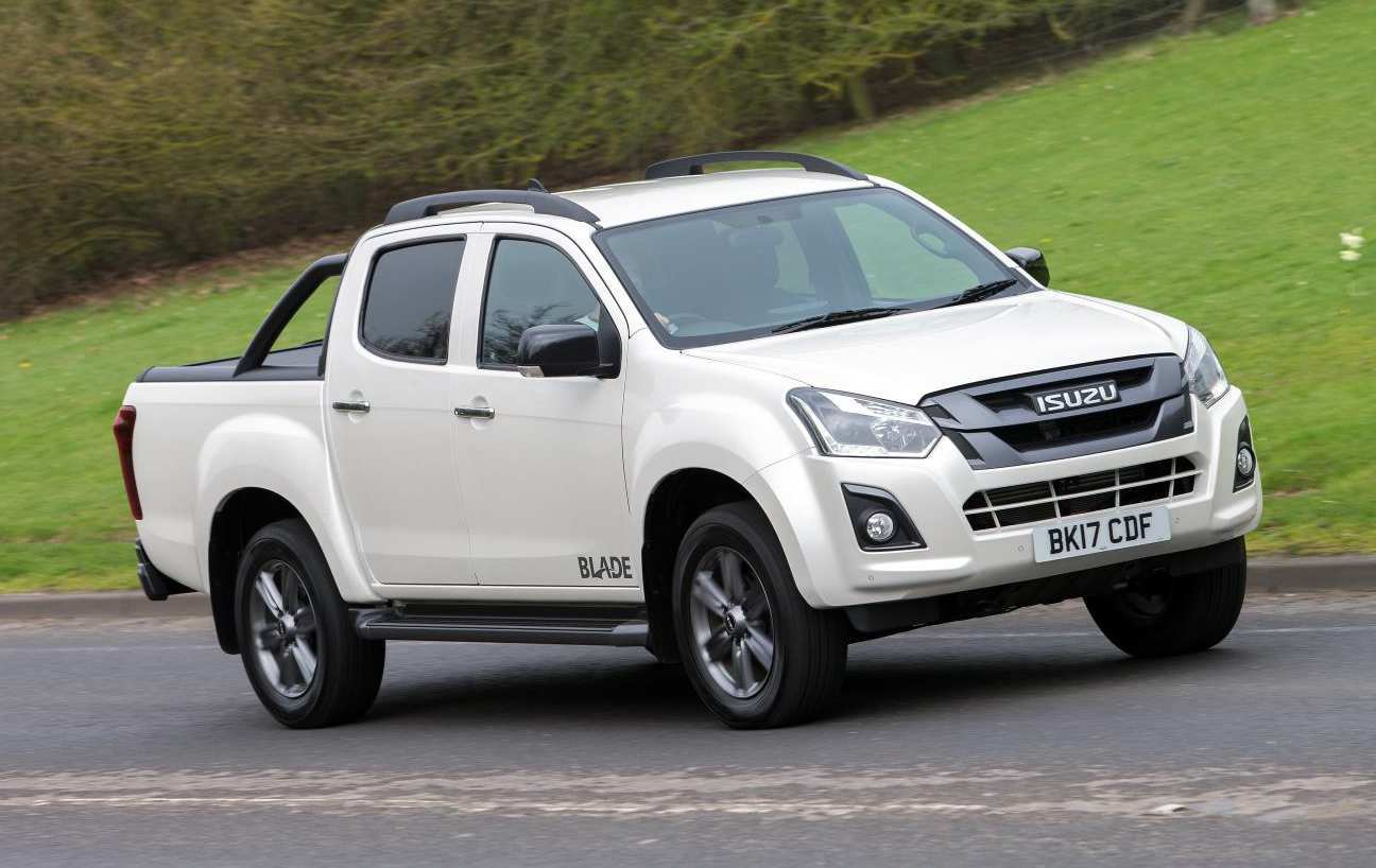 61 Great 2020 Isuzu Kb Review by 2020 Isuzu Kb