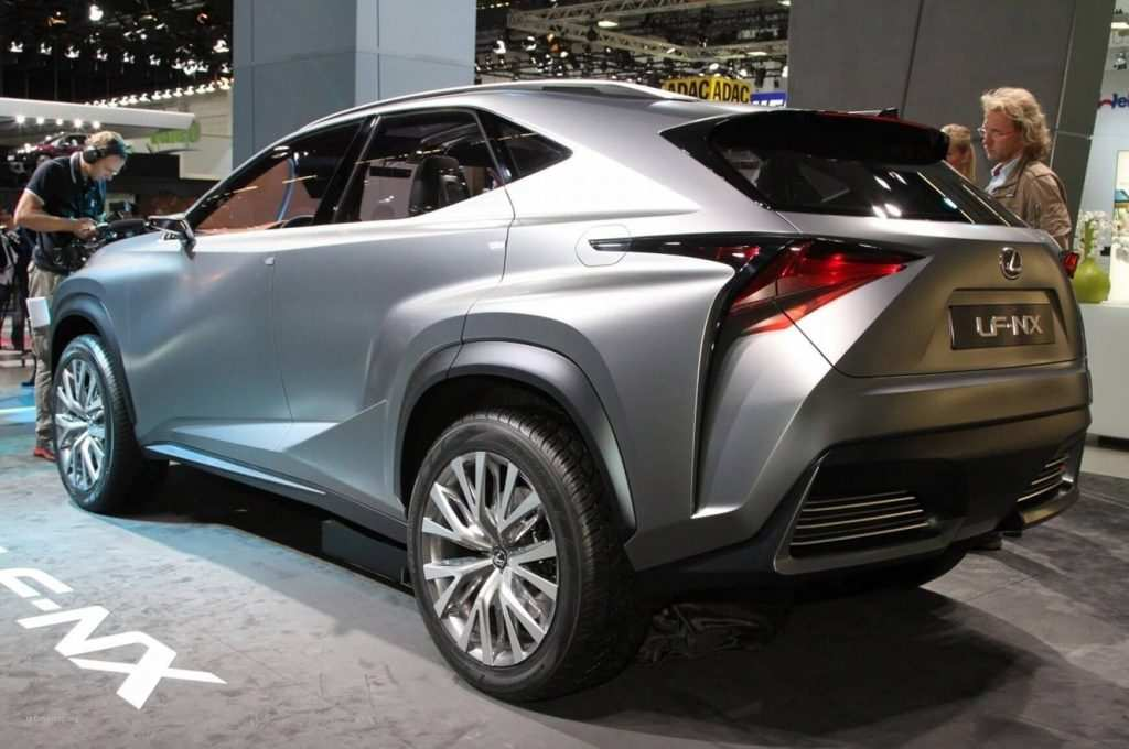 61 Great 2020 Lexus Rx Price and Review with 2020 Lexus Rx