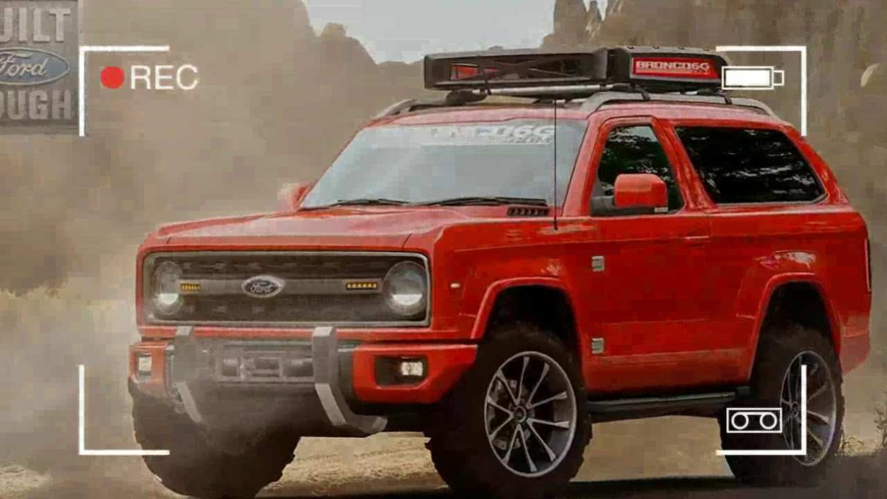 61 Great 2020 Orange Ford Bronco Concept by 2020 Orange Ford Bronco