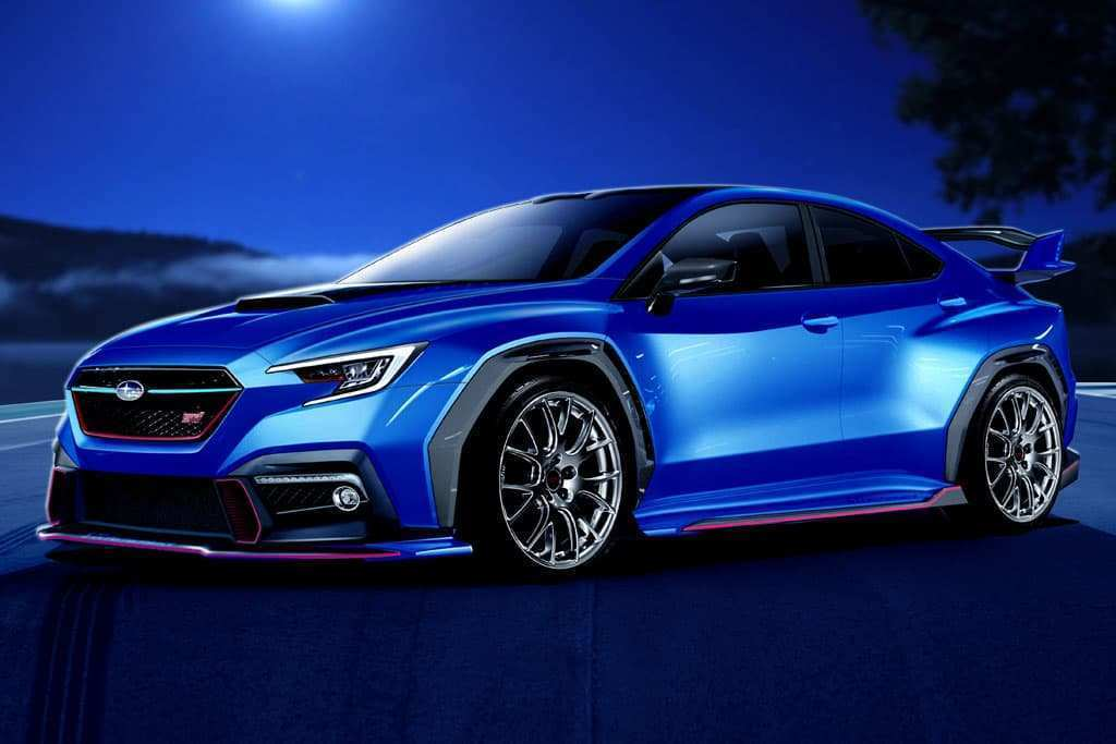 61 Great 2020 Subaru Sti Release Date Redesign for 2020 Subaru Sti Release Date