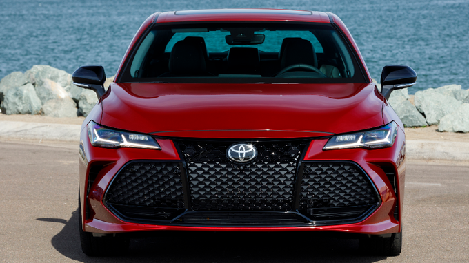 61 Great 2020 Toyota Avalon Redesign Reviews by 2020 Toyota Avalon Redesign