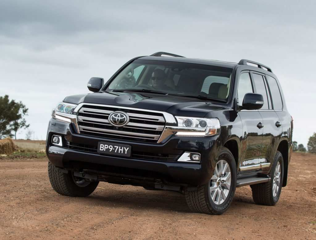 61 Great 2020 Toyota Land Cruiser 200 Redesign and Concept with 2020 Toyota Land Cruiser 200