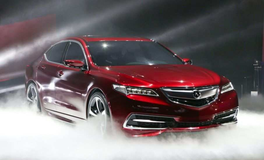 61 New 2019 Acura Tl Type S Review for 2019 Acura Tl Type S