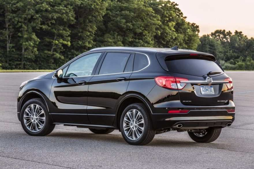 61 New 2019 Buick Envision Review Images by 2019 Buick Envision Review