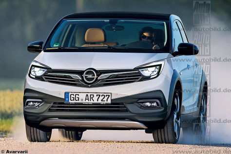 61 New 2019 Opel Adam X Release by 2019 Opel Adam X