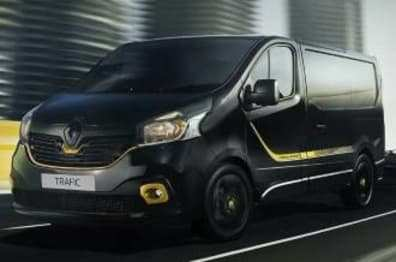 61 New 2019 Renault Trafic Concept for 2019 Renault Trafic