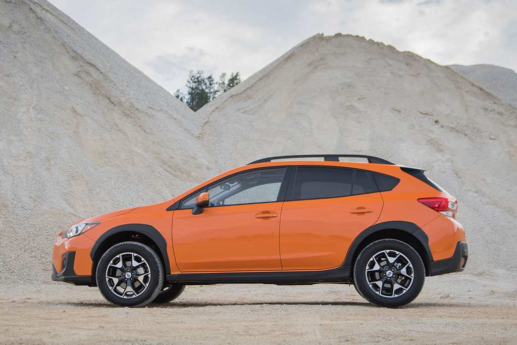 61 New 2019 Subaru Xv Images by 2019 Subaru Xv