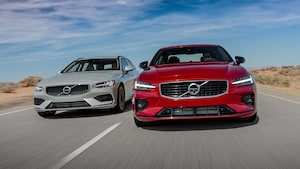 61 New 2019 Volvo S60 Configurations with 2019 Volvo S60