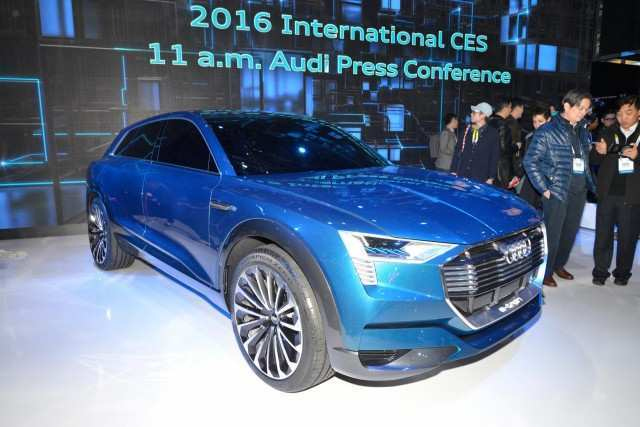 61 New 2020 Audi E Tron Exterior for 2020 Audi E Tron